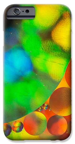 Lunar Eclipse iPhone Case by Angie Vogel