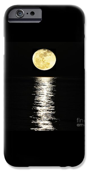 Lunar Lane 03 iPhone Case by Al Powell Photography USA
