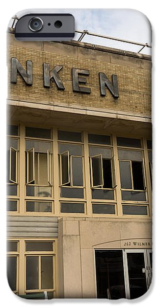 Lunken Airport in Cincinnati Ohio iPhone Case by Paul Velgos