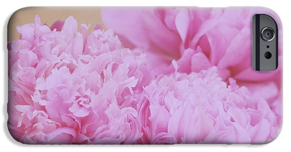 Flower Bombs iPhone Cases - Luscious iPhone Case by Irina Wardas