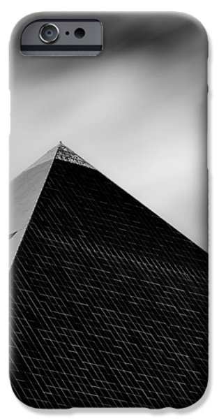 Luxor Pyramid iPhone Case by Dave Bowman