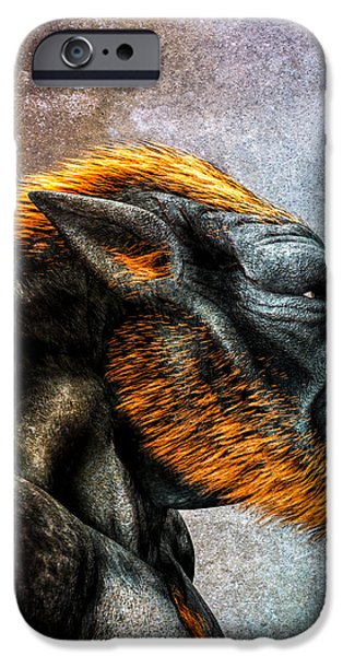 Lycan iPhone Case by Bob Orsillo