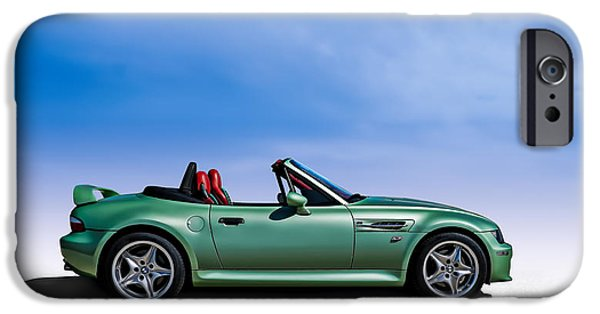 Bmw iPhone Cases - M Topless iPhone Case by Douglas Pittman