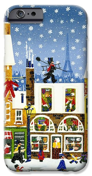 Toy Shop iPhone Cases - Made In Paris iPhone Case by Merry  Kohn Buvia