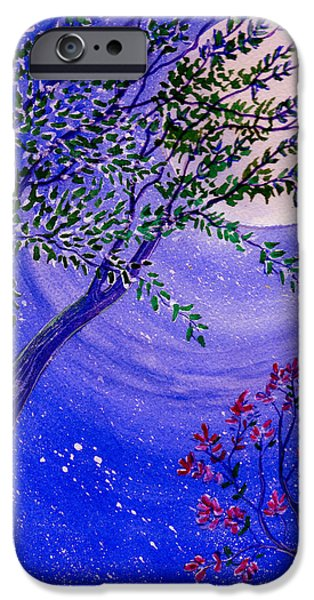Best Sellers -  - Moonscape iPhone Cases - Magical Spring iPhone Case by Brenda Owen