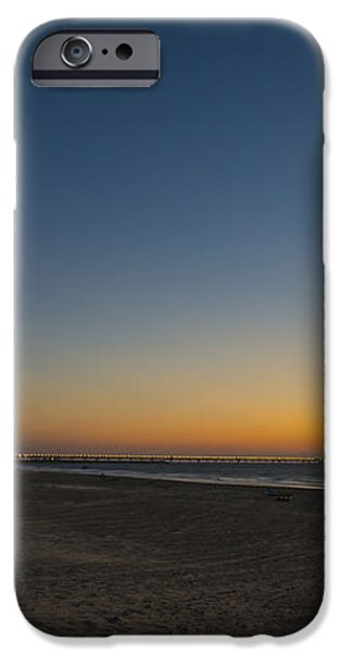 magical sunset moments at Caesarea  iPhone Case by Ron Shoshani