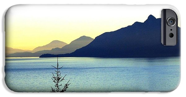 Will Borden iPhone Cases - Magnificent Howe Sound iPhone Case by Will Borden