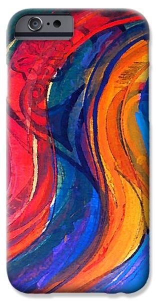 Magnolia iPhone Case by Marcello Cicchini