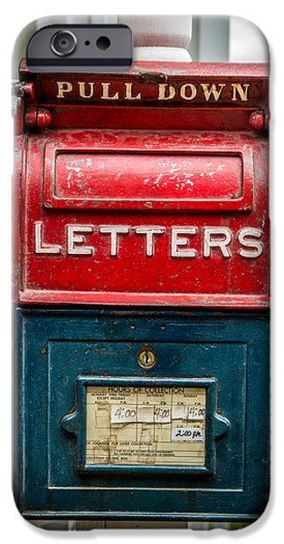 Inexpensive iPhone Cases - Mail Box iPhone Case by Paul Freidlund