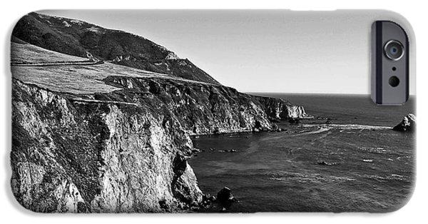 Scott Pellegrin Photography iPhone Cases - Majestic Coast iPhone Case by Scott Pellegrin