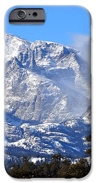 Majestic Mountains iPhone Case by Tranquil Light  Photography
