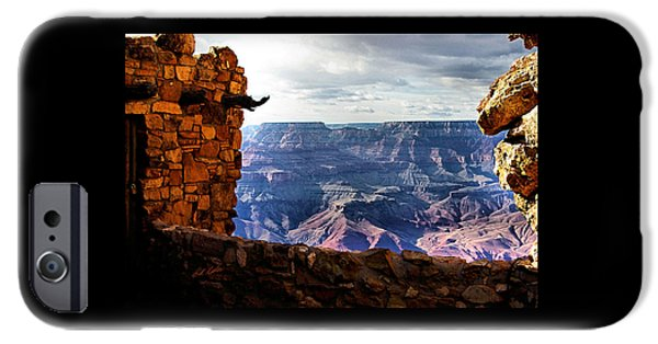 Grand Canyon iPhone Cases - Majestic Vista iPhone Case by Bill Kesler