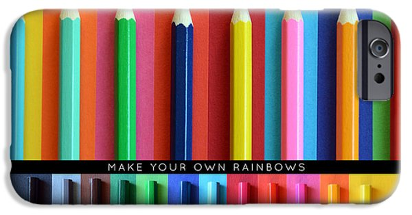 Recently Sold -  - Concept iPhone Cases - Make Your Own Rainbows iPhone Case by Sebastiano Secondi