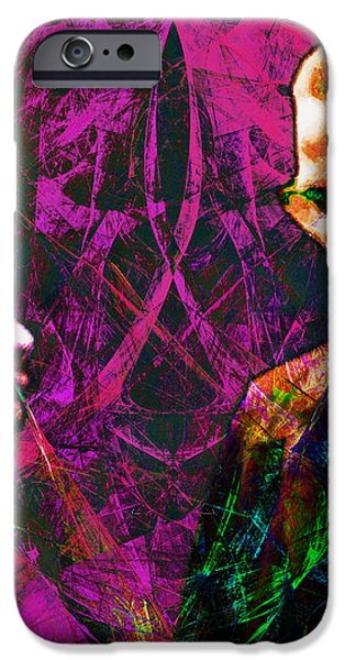 Malcolm and The King 20140205m68 iPhone Case by Wingsdomain Art and Photography