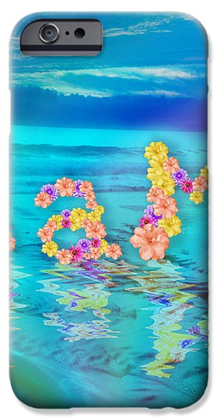 Mama Ocean iPhone Case by Alixandra Mullins