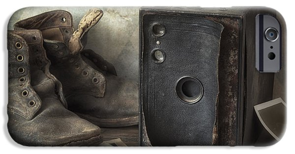 Brownie iPhone Cases - Mamas Memories iPhone Case by Amy Weiss