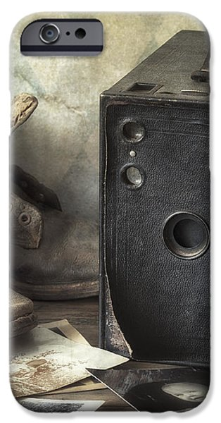 Mama's Memories iPhone Case by Amy Weiss
