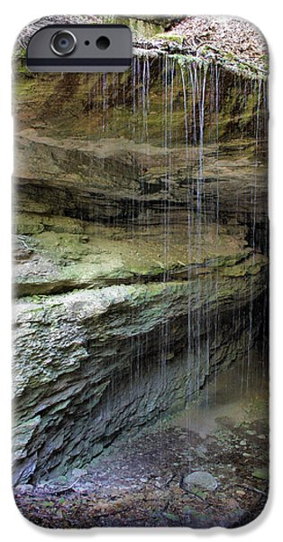 Mammoth Cave Entrance iPhone Case by Kristin Elmquist