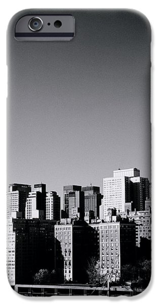 Manhattan iPhone Case by Shaun Higson