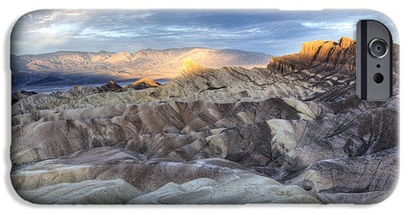 Cathedral Rock iPhone Cases - Manly Beacon iPhone Case by Juli Scalzi