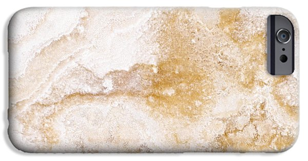 Marble iPhone Cases - Marble iPhone Case by Elena Elisseeva