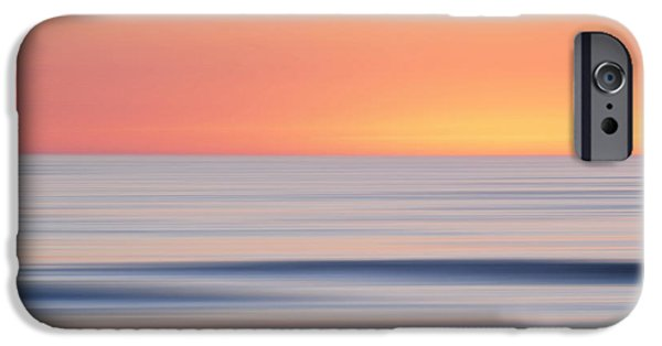 Sea iPhone Cases - Mare 254 Square iPhone Case by Steffi Louis
