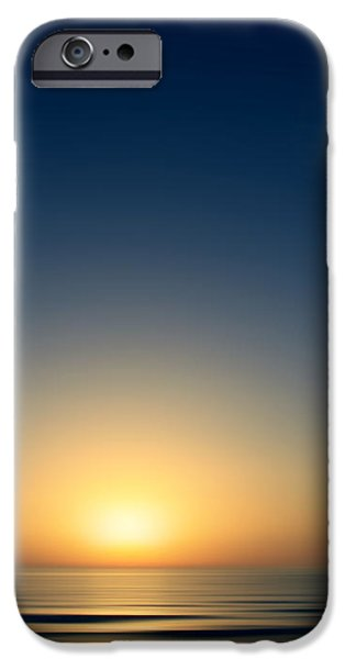 Sea iPhone Cases - Mare 602 iPhone Case by Steffi Louis