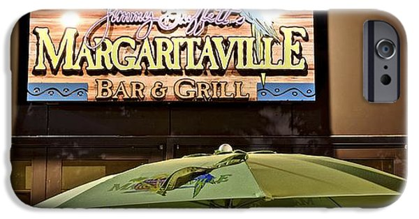 Chicago Cubs iPhone Cases - Margaritaville iPhone Case by Frozen in Time Fine Art Photography