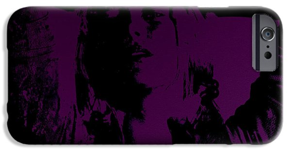 Wta iPhone Cases - Maria Sharapova Feeling It iPhone Case by Brian Reaves