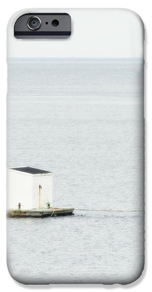 Maritime Dreams... iPhone Case by Nina Stavlund