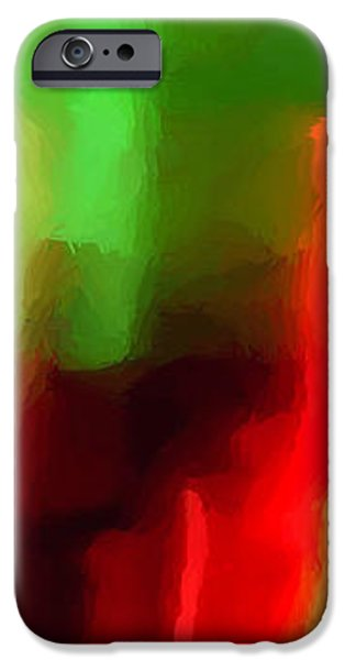 Abstract Forms iPhone Cases - Marquee iPhone Case by James Elmore