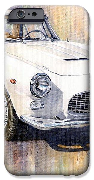Maserati 3500GT Coupe iPhone Case by Yuriy  Shevchuk