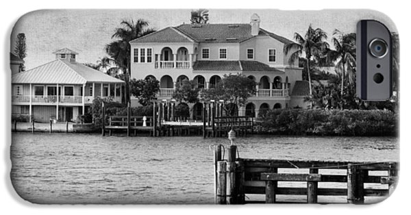 Florida House Photographs iPhone Cases - Matanzas Pass - Fort Myers Beach - Florida iPhone Case by Kim Hojnacki