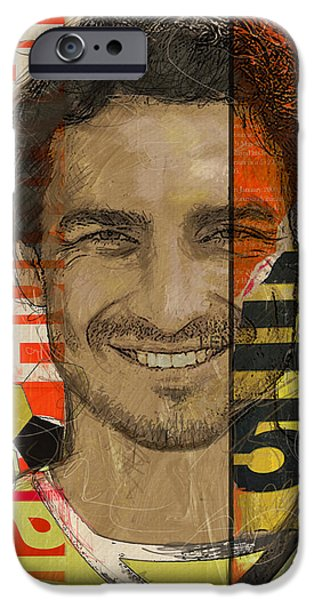Mats Hummels iPhone Case by Corporate Art Task Force