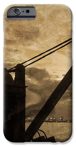 Mechanics of the Old Days iPhone Case by Semmick Photo