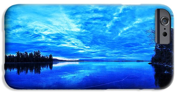 Downeast iPhone Cases - Meddybemps Blues 1 iPhone Case by Bill Caldwell -        ABeautifulSky Photography