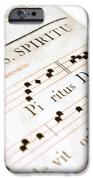 Mediavel chorus book  iPhone Case by Fabrizio Troiani