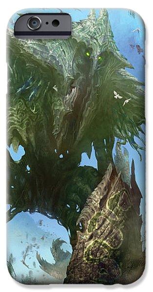 Megantic Sliver iPhone Case by Ryan Barger