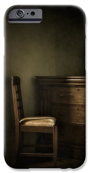 Furniture Photographs iPhone Cases - Memories  iPhone Case by Amy Weiss