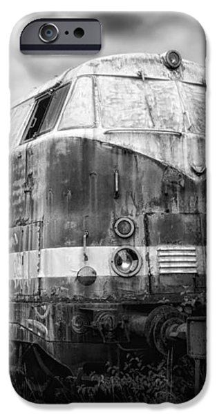 Memories of Distant Travels iPhone Case by Mountain Dreams