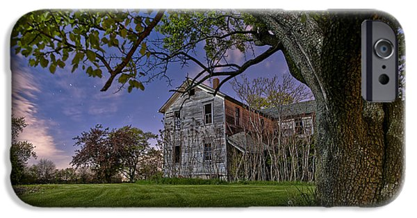 The White House Photographs iPhone Cases - Memories of Spring iPhone Case by Tom Phelan