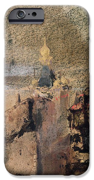 Memory of Spain iPhone Case by Victor Hugo