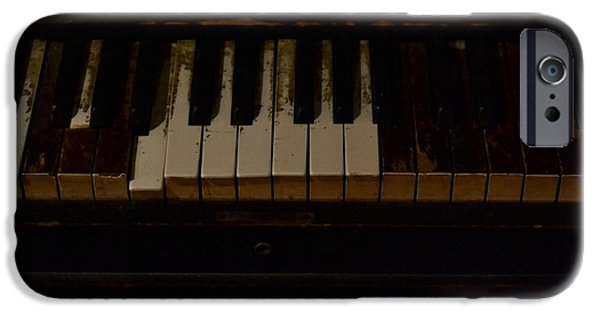 Piano iPhone Cases - Memphis keys iPhone Case by Kaedi Maney