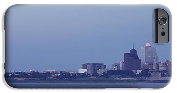 Tn iPhone Cases - Memphis Tn iPhone Case by Panoramic Images