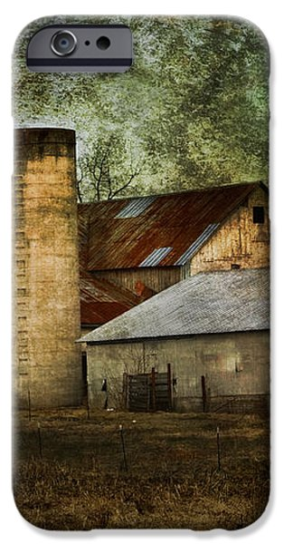 Mennonite Farm in Tennessee USA iPhone Case by Kathy Clark
