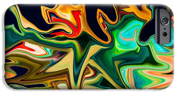 Disorder iPhone Cases - Mental Disorder iPhone Case by Mike Lewis