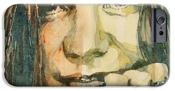 Writer iPhone Cases - Mercedes Benz iPhone Case by Paul Lovering