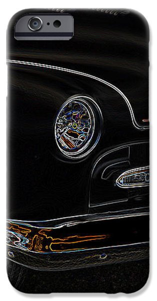 Mercury Glow iPhone Case by Steve McKinzie