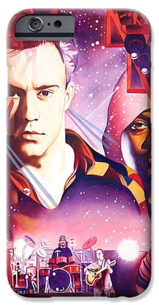 Mercy iPhone Case by Joshua Morton