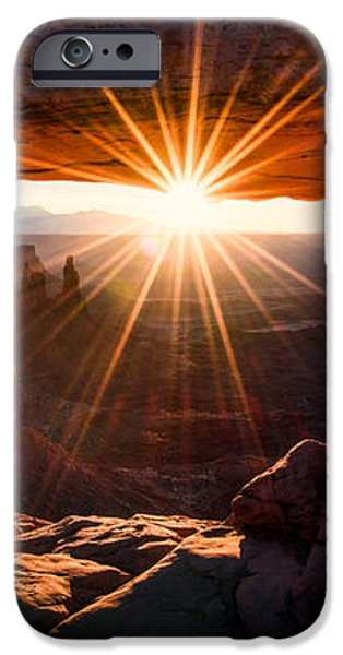 Mesa Glow iPhone Case by Chad Dutson